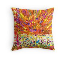 Dream the Impossible Throw Pillow