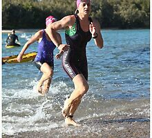 Kingscliff Triathlon 2011 Swim leg P194 by Gavin Lardner