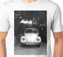 Abandoned VW Bug in Croatia Unisex T-Shirt