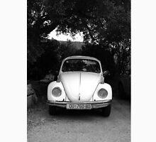 Abandoned VW Bug in Croatia Unisex T-Shirt