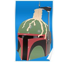 Bounty Hunter Candle Poster