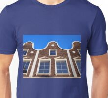 View from the bottom to the modern building Unisex T-Shirt