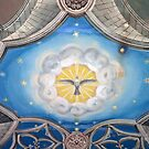 Italian Chapel - ceiling (2) by kalaryder
