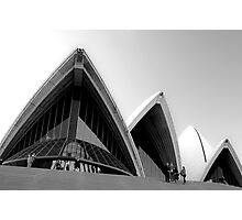 Sails of the Sydney Opera House Photographic Print