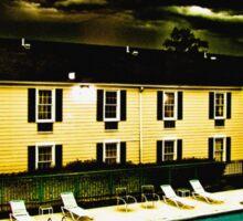 Paradise Motel Sticker