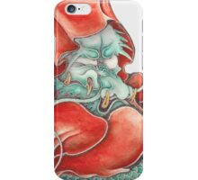 Dharma Dragon iPhone Case/Skin