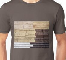 Several types of artificial surface Unisex T-Shirt