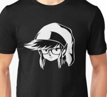 The Wayfarer - Commemorating Zelda and Hipsters Unisex T-Shirt