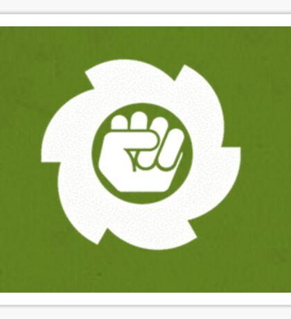 Blank Logo Sticker