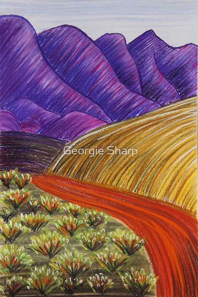 In The Flinders 3 by Georgie Sharp