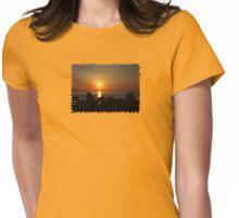 6 a.m. - JUSTART © Womens Fitted T-Shirt