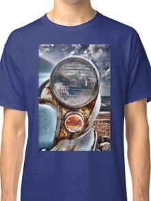Vintage Morris Minor in Cornwall Classic T-Shirt