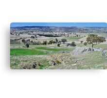 Evans Plains Metal Print