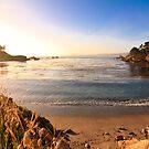 Big Sur coast  by s2kologist