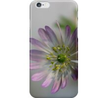 Anemone  - JUSTART © iPhone Case/Skin