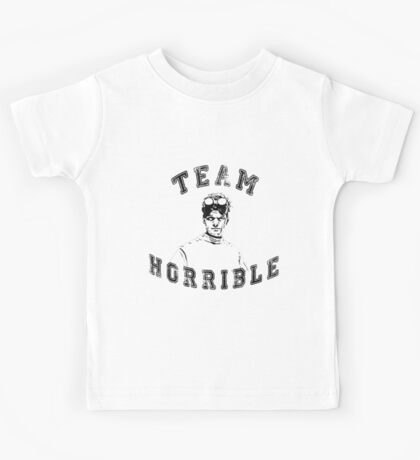 TEAM HORRIBLE Kids Tee