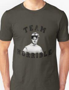 TEAM HORRIBLE Unisex T-Shirt