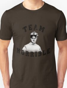 TEAM HORRIBLE T-Shirt