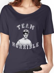 TEAM HORRIBLE Women's Relaxed Fit T-Shirt