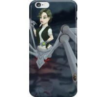 Cybernetic Spider iPhone Case/Skin