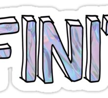 One Direction - Infinity  Sticker