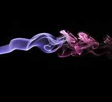 Smoke Art by Melissa-Louise