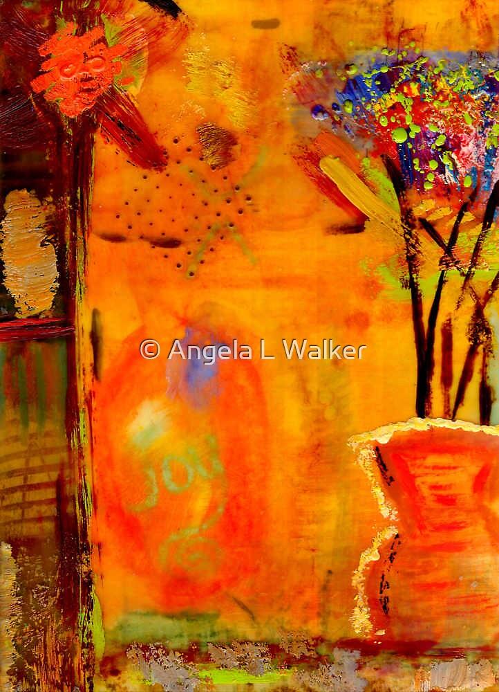 The Glow of JOY by © Angela L Walker