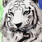Siberian Tiger by HolyDemonKnight
