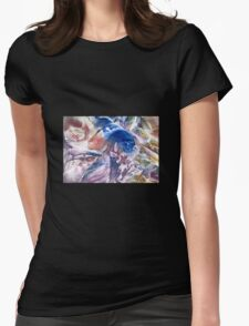 Oceanides Divinity Womens Fitted T-Shirt
