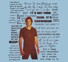 Sam Winchester quotes Kids Clothes