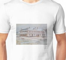 Well we told him it would flood - Dumbleyung Hotel Unisex T-Shirt