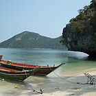 Low Thai'd in Koh Samui by Alex  Motley