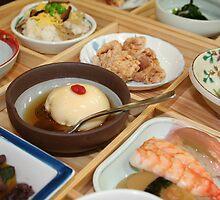 Japanese Dish by Atanas Bozhikov Nasko