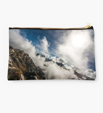 Dramatic Clouds Studio Pouch