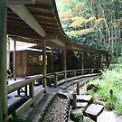 Traditional Japanese Tea Room in Kamakura by Bruno Beach