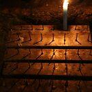 Candle in kamakura, Japan by Bruno Beach