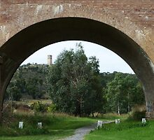 Goulburn Viaduct, Mulwaree Ponds by DashTravels