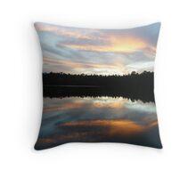 Blue Crab Throw Pillow