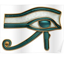 Egyptian Eye of Horus Poster