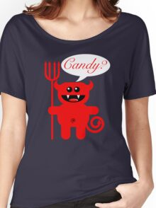 CANDY? Women's Relaxed Fit T-Shirt