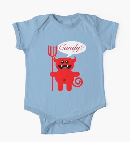 CANDY? One Piece - Short Sleeve