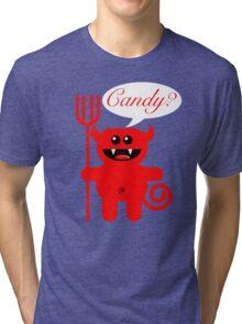 CANDY? Tri-blend T-Shirt
