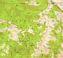 USGS Topo Map Oregon Eagle Cap 282441 1954 62500 Sticker