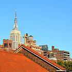 A City Of Contrasts by Ellen Rosen Singer