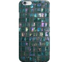 Shiny Mosaic Tiles - JUSTART © iPhone Case/Skin