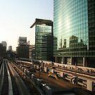 Tokyo City by Nasko .