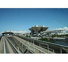 Tokyo Olympic City Photographic Print