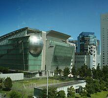 Tokyo City by Digital Editor .