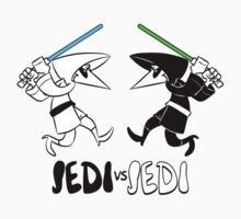 Jedi vs Jedi Kids Clothes