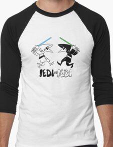 Jedi vs Jedi Men's Baseball ¾ T-Shirt